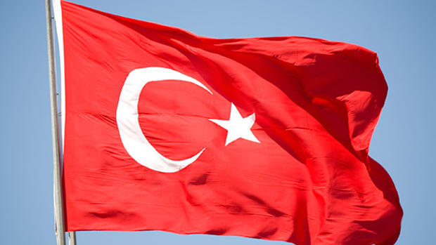 Turkey 'Exacerbates Deflationary Circumstances,' Principal Global Investors CEO Tells Bloomberg TV