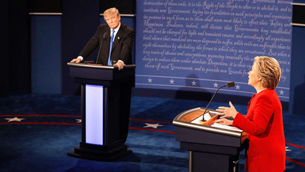 At the First Presidential Debate, Historic Economic Confusion