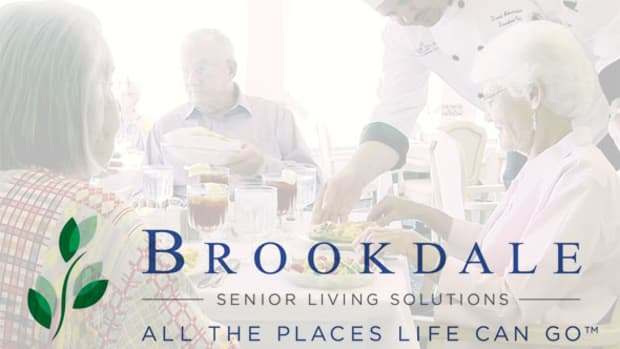 Brookdale Soars on Reports of Potential Takeout