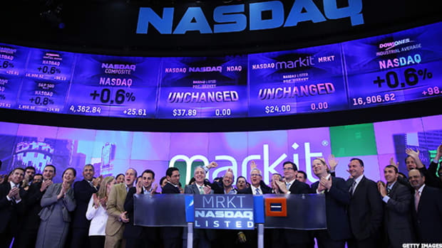 Nasdaq Scores New Record for Third Day in a Row; Dow and S&P 500 Decline
