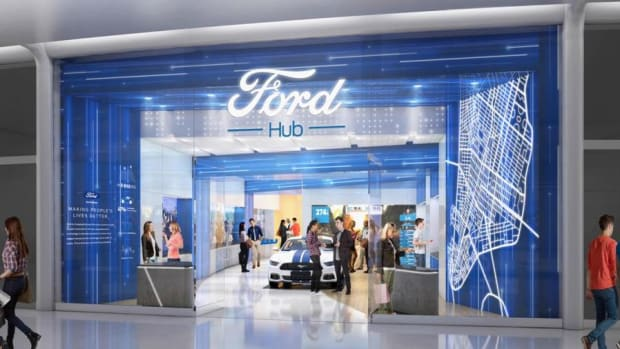 Ford Looks to Establish Itself as a Tech Company, Not Just an Automaker