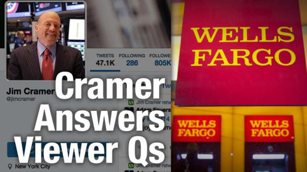 Jim Cramer Likes Wells Fargo at $45, Kroger at $35, and Hormel
