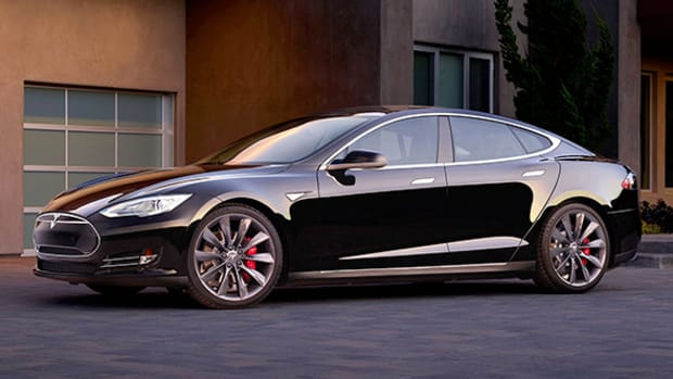 Want to Own a Tesla? Here's How the Sharing Economy Can Help