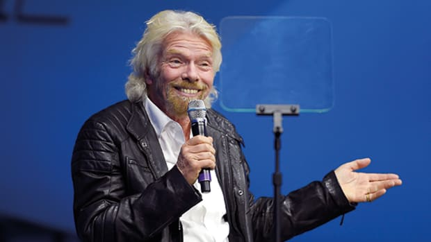 Billionaire Richard Branson is 'Very Sad for Britain' Post-Brexit