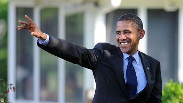 Former President Obama Endorses Emmanuel Macron for French President