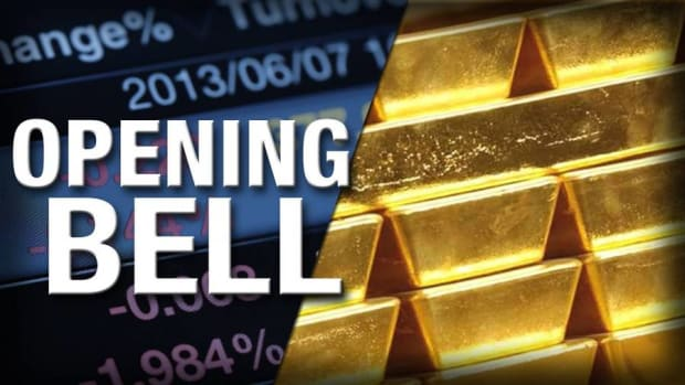 U.S. Stocks Rebound, Gold Sees Pullback