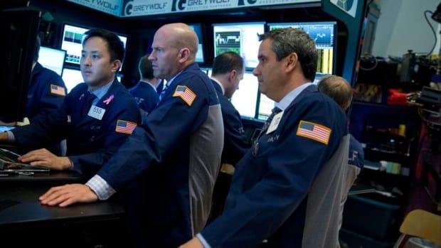 Stocks Gain Steam as Oil Rises; Tyson Foods Shares Sink on Earnings