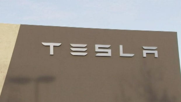 Tesla Shares Revving Up On RBC Note