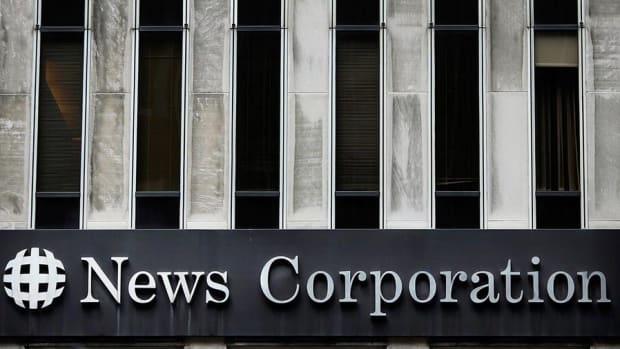 News Corp Shares Slump on Merrill Lynch Downgrade