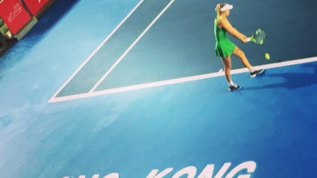 It's Love, Not Money for Hong Kong Tennis Open Players