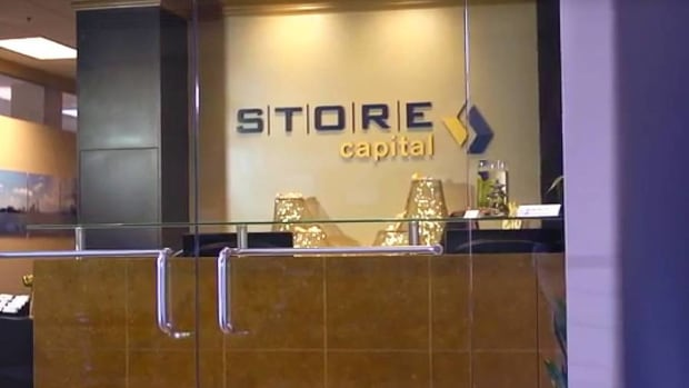Why STORE Capital Is Beating the Market