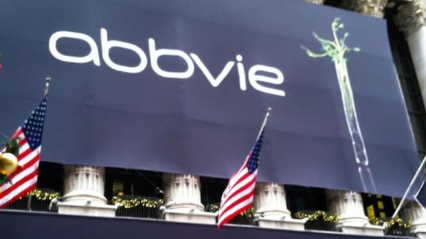 Closing Bell: AbbVie Sues Amgen; S&P 500, Nasdaq at New Records