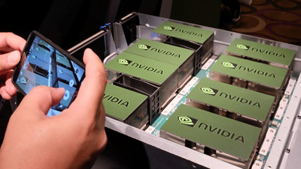 Nvidia Has a 'Frighteningly Positive Story': More Squawk From Jim Cramer