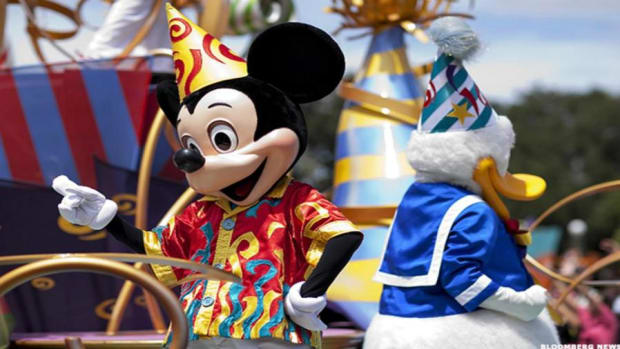 Walt Disney Misses Wall Street Forecasts in Latest Quarter