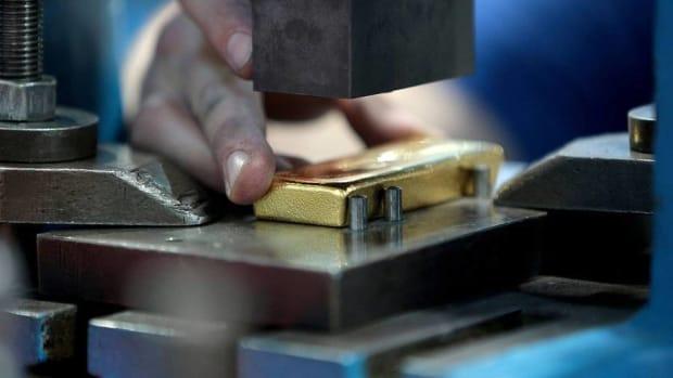 Not a Good Day For Gold; Metal Sinks Following Good Run– Todd 'Bubba' Horwitz