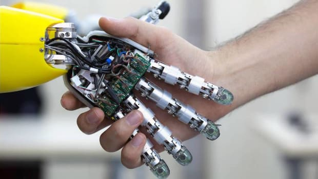 3 Stocks to Profit From The Rise of Robotics