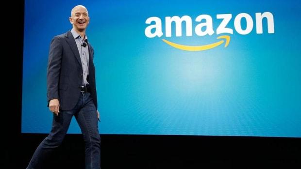 Jim Cramer: It's Tough to Go Against Amazon's Bezos