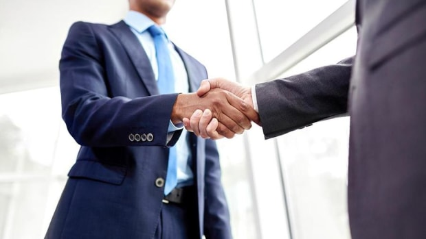 October Was a Record Month for Deal Making, With M&A Totaling $489 Billion