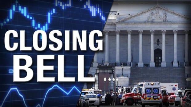 Closing Bell: U.S. Capitol Shooting Spooks Investors; U.S. Stocks End Mixed
