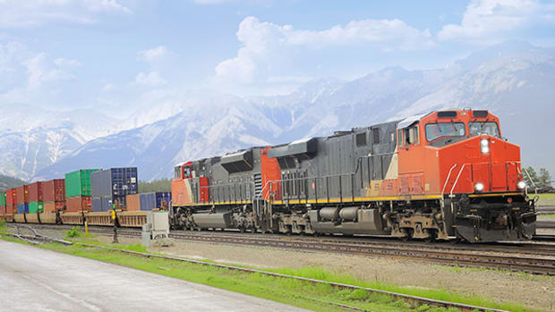 Railroads Playing a Larger Role in the Transport of Goods; Investors Will Benefit
