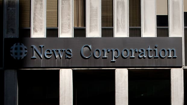 News Corp. (NWSA) Stock Dives on Earnings Miss