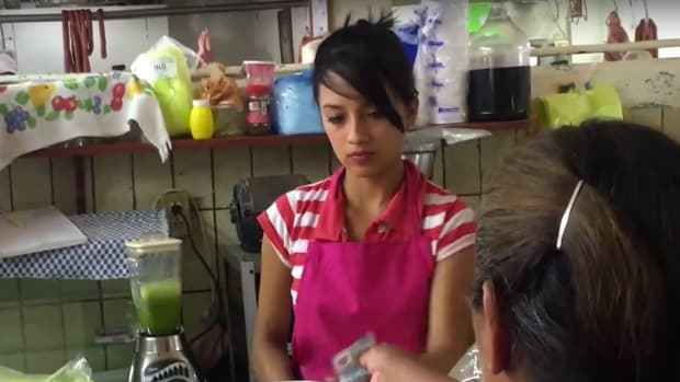Here Is How a Mexican Mercado Puts Raw Free Enterprise on Display