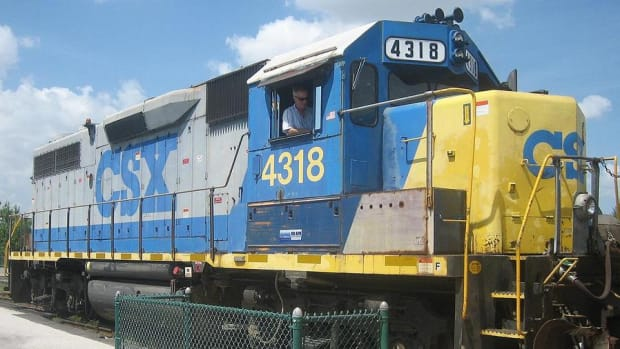 CSX Q1 Earnings In-Line, Low Coal Prices Pinch Revenue