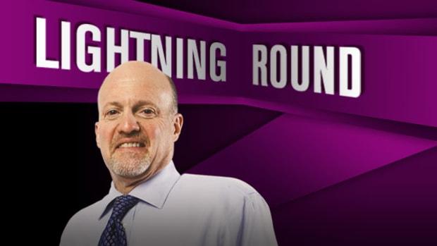 'Mad Money' Lightning Round: Buy, Buy, Buy Home Depot