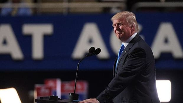 Donald Trump Stock Portfolio Takes a Beating Week of Republican National Convention