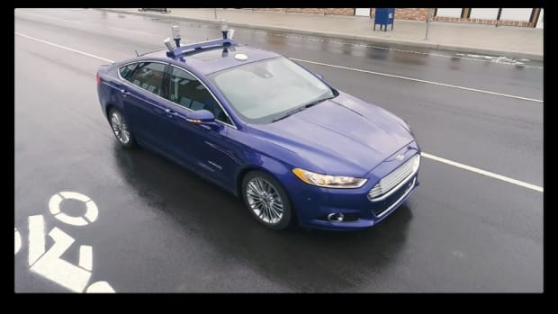 Ford Pushes Ahead With Self-Driving Car Development, Expands Silicon Valley Presence