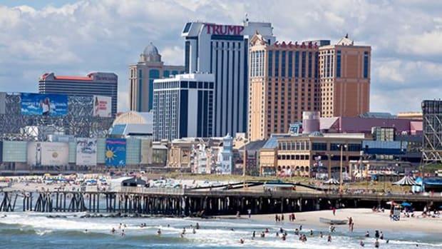 2. Atlantic City, NJ