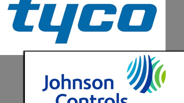 Jim Cramer -- Johnson Controls Has More Upside
