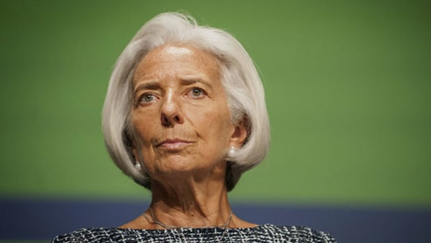 IMF's Lagarde: IMF, Trump Administration Can Improve Global Trade