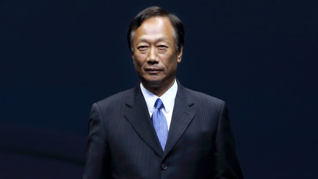 Apple Supplier Foxconn Reports 31% Profit Fall