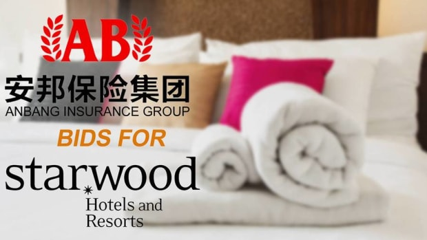 China's Anbang Targets Starwood Amidst Its Deal With Marriott