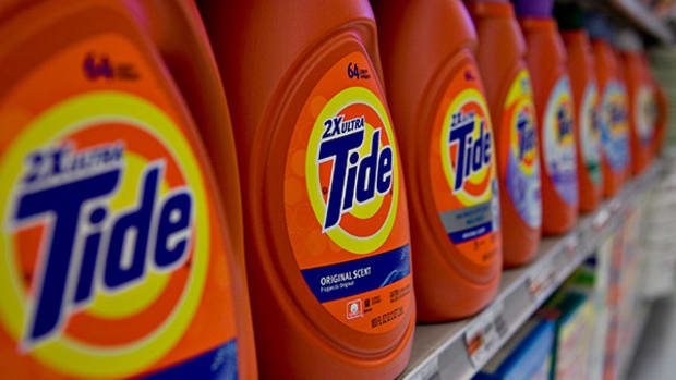 Proctor & Gamble (PG) Stock Closes Higher After Announcing Tide Pod Subscription Service