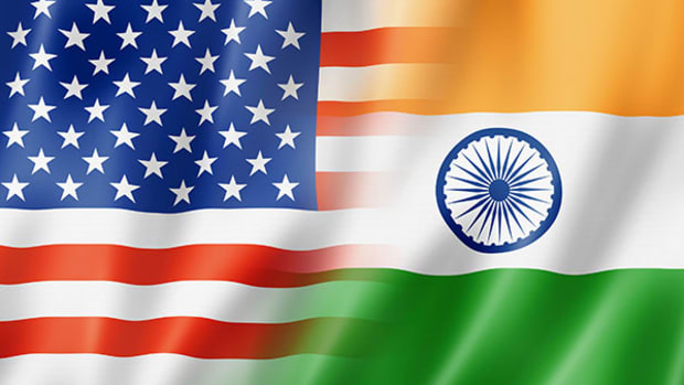 Here's How to Profit From an Improving U.S.-India Economic Relationship