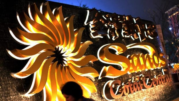 Las Vegas Sands Shares Climb on Analyst Upgrade
