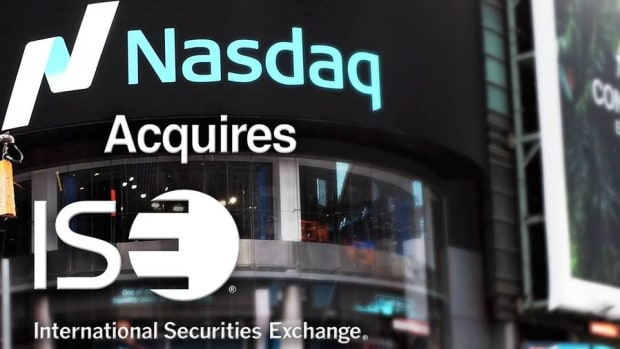 Nasdaq Picks Up Deutsche Borse's ISE for $1.1B
