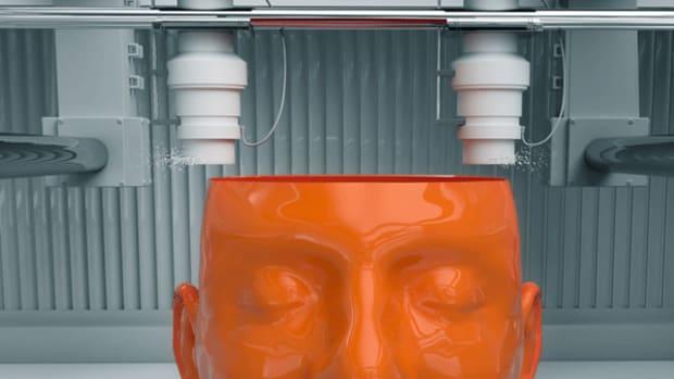 3D Systems Stock Rising on JPMorgan Upgrade