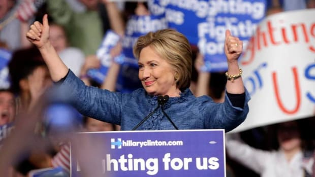 If Afghans Could Vote in the U.S. Presidential Election, They Would Choose Hillary Clinton