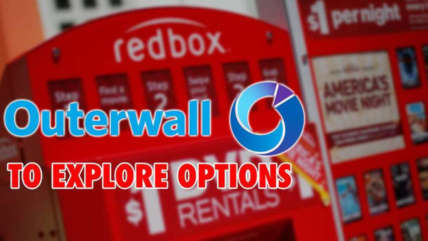 Activist Target Outerwall to Explore Strategic and Financial Alternatives