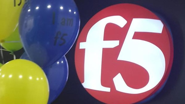 23. F5 Networks