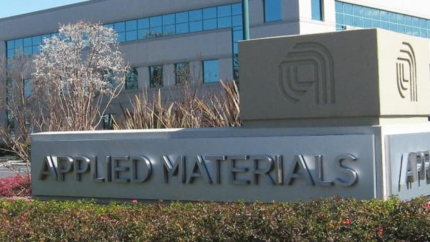 Jim Cramer Says Applied Materials' China Orders Were 'Fantastic'