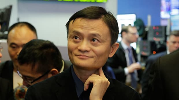 Alibaba's Ma Says 'Door Is Open' on China-U.S. Trade Relations After Meeting With Trump