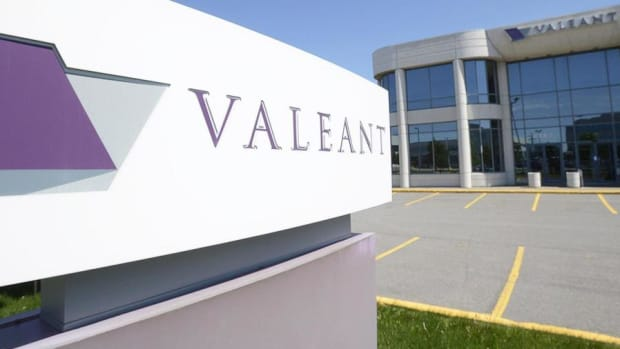 Why Valeant Bear Andrew Left Changed Tune on Stock