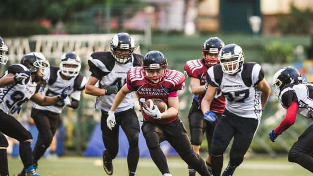 Arena Football Expands to China -- India and Vietnam Could Be Next