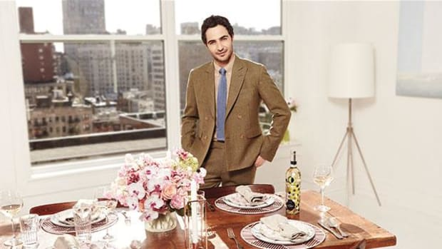 Zac Posen's Tips for Stylish Entertaining