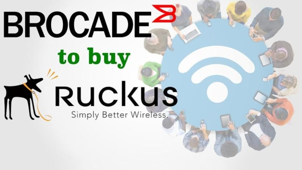 Brocade Communications to Purchase Ruckus Wireless
