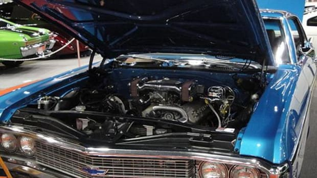 1965 -1969: General Motors